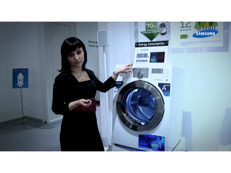 Стиральная машина самсунг eco bubble