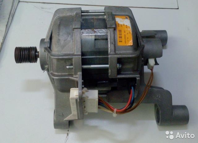 Коллекторные двигатели стиральных машин