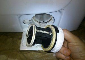 Сломался насос в стиральной машине