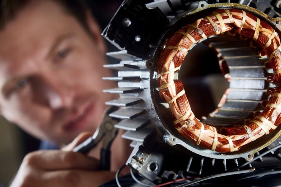 Перемотка электродвигателя в Краснодаре